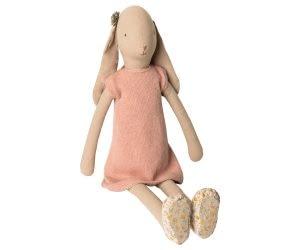 Maileg kanin i strikkjole, str 5