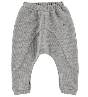 Gro Sweatpants - Willas - Gråmeleret