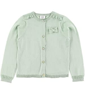 Hust and Claire Cardigan - Claudia - Mint