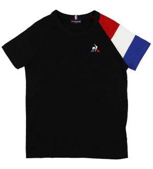 Le Coq Sportif T-shirt - Bat - Sort