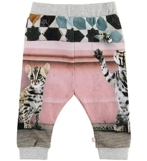 Molo Sweatpants - Susanne - Bengal Kittens