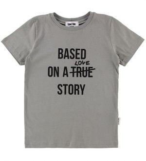 Sometime Soon T-shirt - True - Grå
