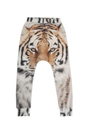 Popupshop Baggy Leggings - Tiger