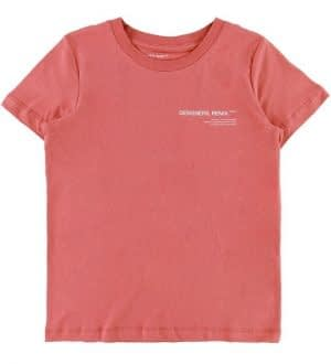 Designers Remix T-Shirt - Stanley - Dusty Red