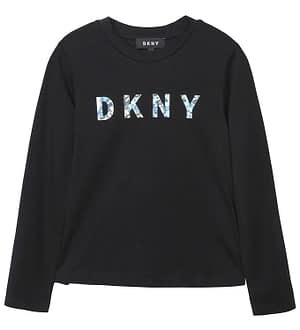 DKNY Bluse - Junior D2 - Sort