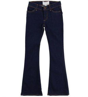 Designers Remix Jeans - Blue Moon Flare - Blå Denim