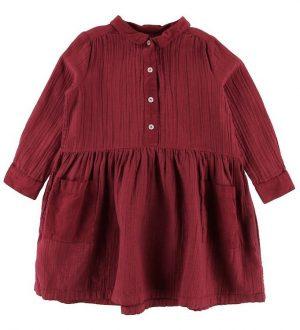 Bonton Kjole - Rød