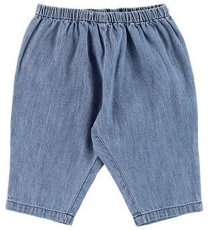 MarMar Bukser - Panto - Mid Denim Blue