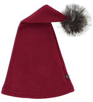 Minymo Nissehue - Fleece - Rød