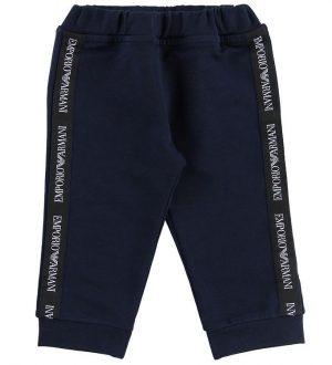 Emporio Armani Sweatpants - Navy