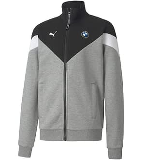 Puma x BMW Cardigan - Kids - Sort/Grå