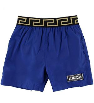 Versace Badeshorts - Blå