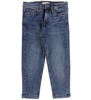 Tommy Hilfiger Jeans - 2004 High Rise - Blå