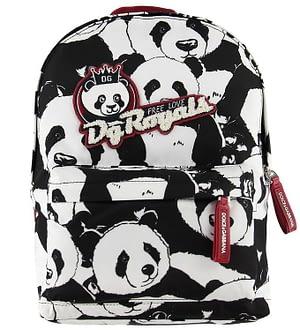 Dolce & Gabbana Rygsæk - Sort m. Pandaer
