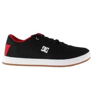 DC Shoes Sko - Crisis TX - Sort/Rød