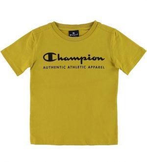 Champion T-shirt - Karry Gul m. Logo
