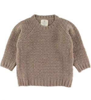 Gro Bluse - Isac - Uld - Taupe
