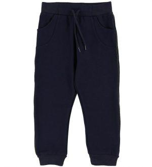 Mini A Ture Sweatpants - Isak - Carbon