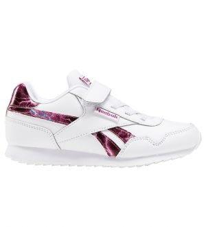 Reebok Sko - Royal Cljog - Hvid/Pink