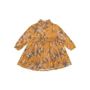 Christina Rohde Dress AW20 - Yellow Floral