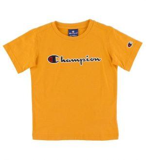 Champion Fashion T-shirt - Gul