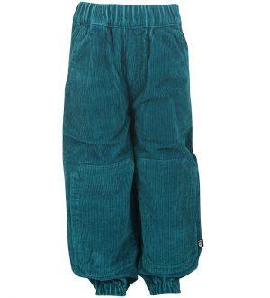Danefæ Fløjlsbukser - Grøn