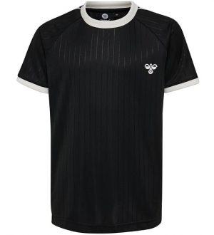 Hummel Teens T-shirt - HMLClark - Sort