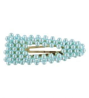 Lehof Hårspænde - Ellis - 6 cm - Pastel Blue
