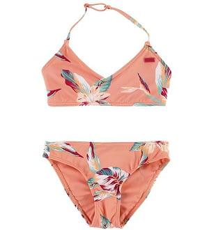 Roxy Bikini - Rosa m. Blomster