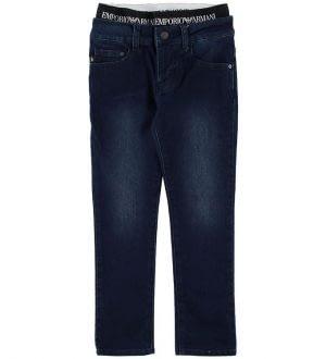 Emporio Armani Jeans - Mørkeblå Denim