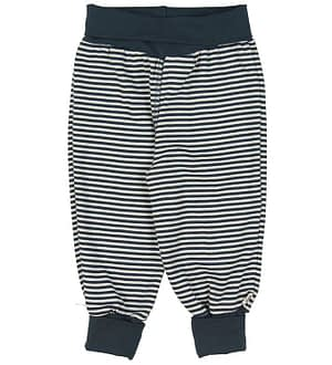 Müsli Bukser - Stripe Pants - Midnight