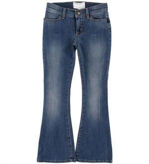 Designers Remix Jeans - Blossom Flare - Medium Denim