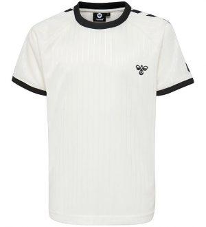 Hummel Teens T-shirt - HMLClark - Hvid