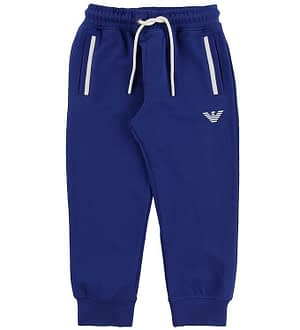 Emporio Armani Sweatpants - Blå