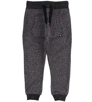 Molo Sweatpants - Aliki - Silver Black