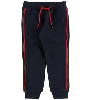 Paul Smith Junior Sweatpants - Velio - Navy m. Rød