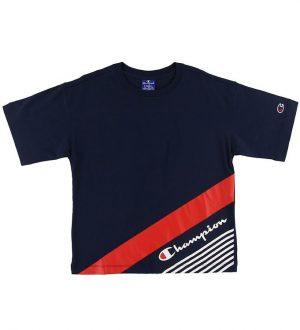 Champion Fashion T-shirt - Navy m. Print