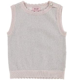 Noa Noa Miniature Vest - Hushed Violet
