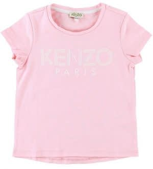 Kenzo T-shirt - Bubble m. Logo