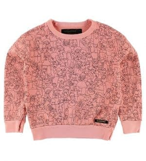 Finger in The Nose Sweatshirt - Simpsons - Violetta - Koral
