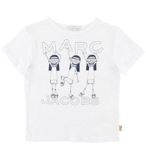 Little Marc Jacobs T-shirt - Hvid